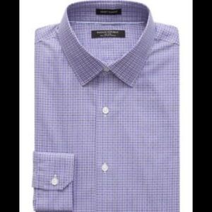 2 banana Republic Men's shirts